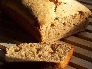 Peanut-quick-bread