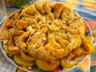 Courgettes - zucchini - kolokythoanthoi-1