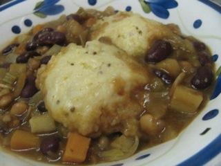 Stew with dumplings-5-1