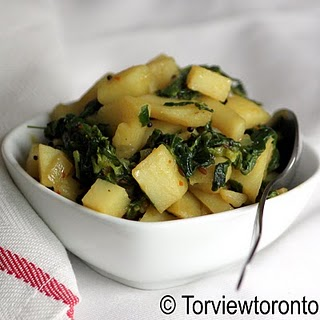 Potato fenugreek