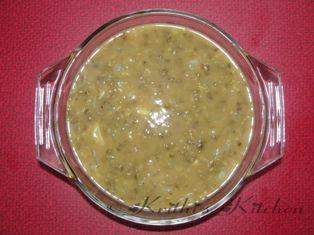 Moong Bean Curry