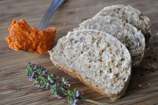 rye bread / pane di segale