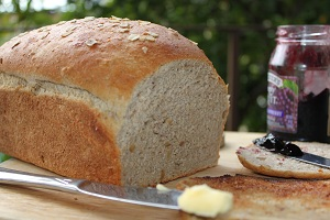 Tadka Pasta - Multigrain Bread
