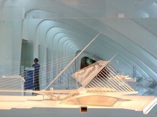 Milwaukee Art Museum gallery