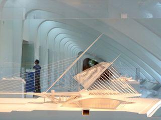 Milwaukee Art Museum gallery