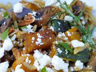 Roasted veg orzo 2