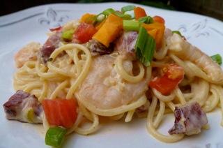 Shrimp tasso pasta 4-1