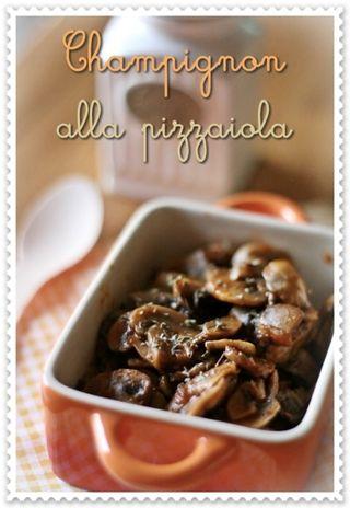 Champignon-alla-pizzaiola