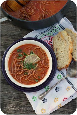 Sopa de Fideos 2