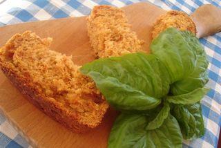Pane pomodori secchi e speck