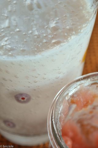 apple sauce lassi