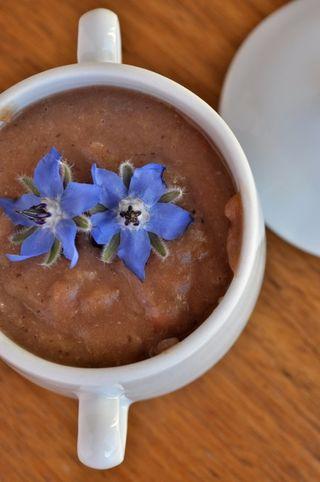 bean and sauerkraut soup