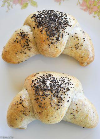 kifli Hungarian rolls