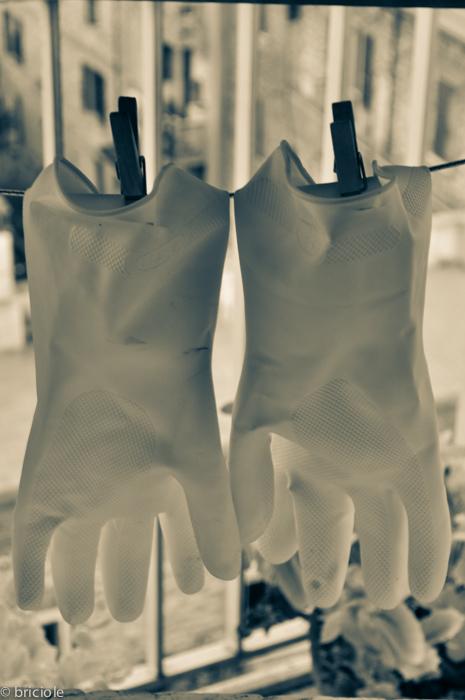 Guanti da cucina kitchen gloves briciole - Guanti da cucina ...