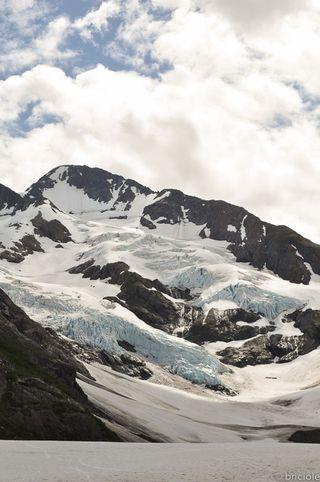 Byron Peak & Glacier (AK)
