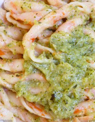 sagne incannulate with zucchini