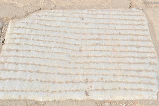 street stone in Ephesus