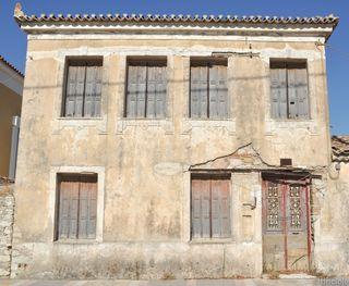 palaace in Samos