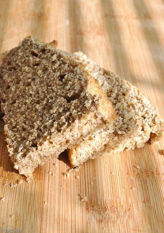 Estonian soda bread