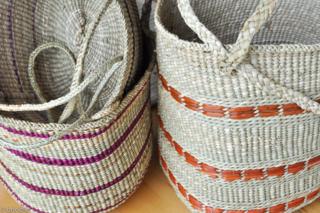 Mufindi woven baskets