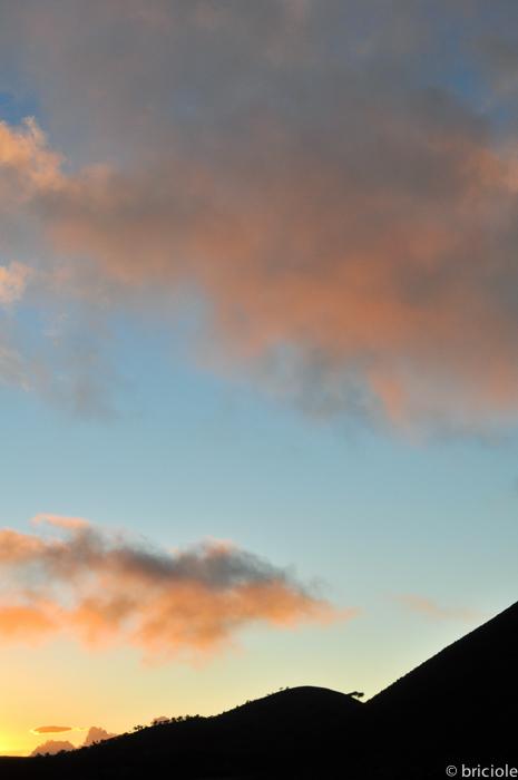 Big Island of Hawaii: sunset