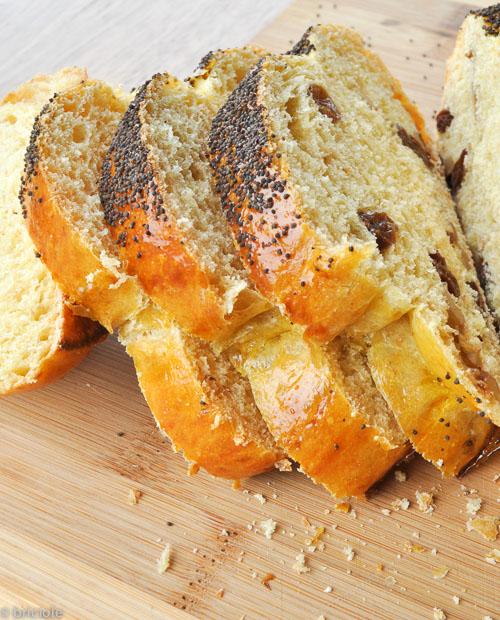 kozunak: Bulgarian Easter bread / pane di Pasqua blugaro