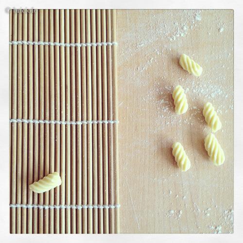 IMG_1721 / spirals (handmade pasta)