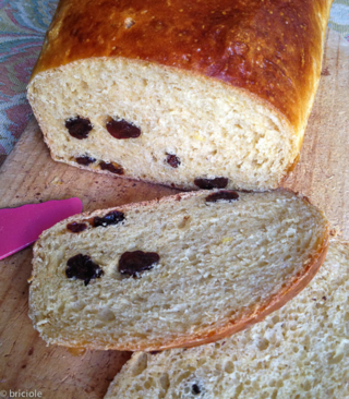 Lithuanian Easter bread