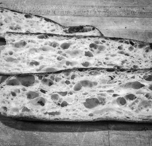 cut baguettes