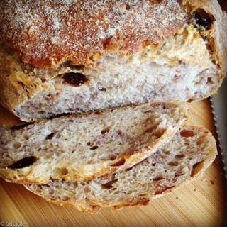 IMG_1664 / walnut raisin sourdough bread
