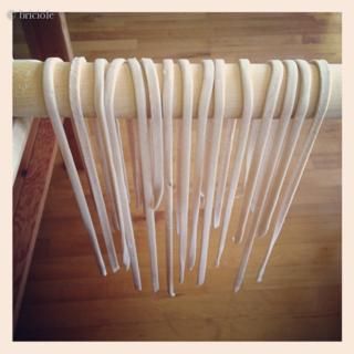 handmade spaghetti