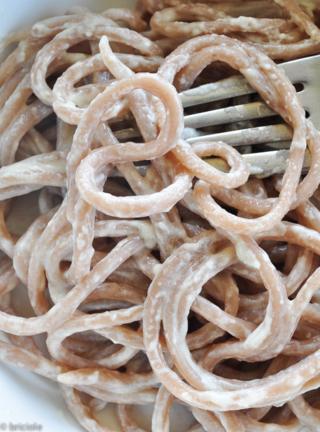 spaghetti fatti a mano