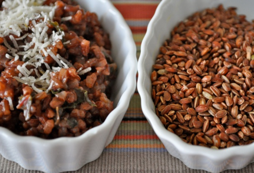 Bhutanese red rice