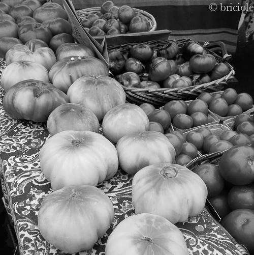 VirginiaSweetsOr-2 / heirloom tomatoes