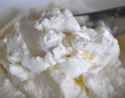 DSC_0002-1 / homemade cream cheese