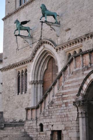 DSC_0119 / Perugia Palazzo dei Priori