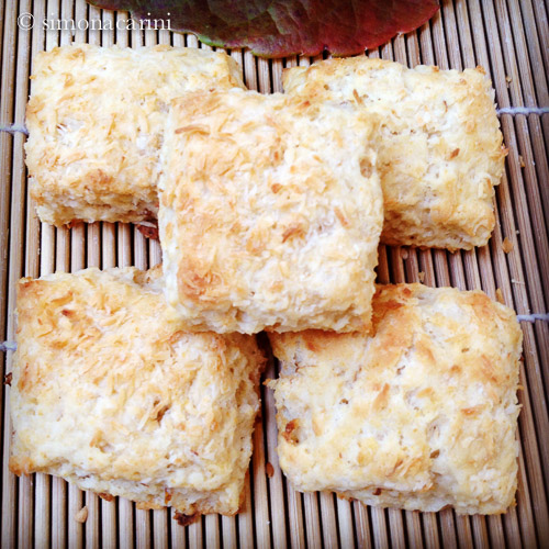 IMG_2033 / pear and coconut scones