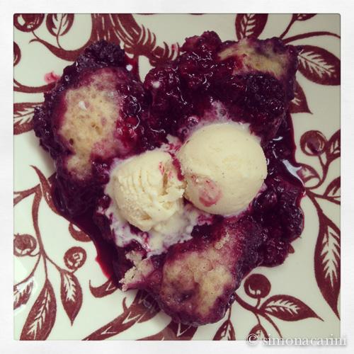 blackberry grunt (slump) / IMG_2507