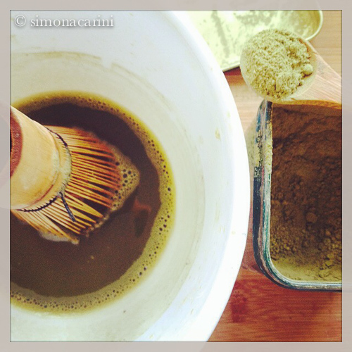 matcha tea / IMG_3111