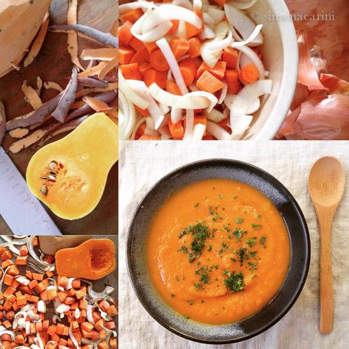 making kumara soup / IMG_4368