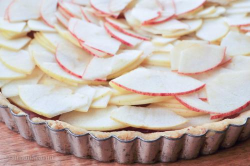 apple tart / crostata di mele / DSC_3300