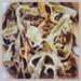 tagliatelle al matcha (tè verde) / matcha noodles / green tea noodles