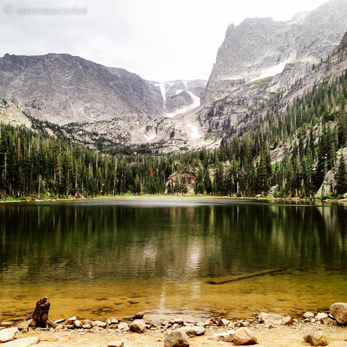 Odessa Lake, Rocky Mountain National Park / IMG_3616