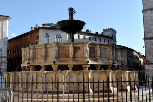 Perugia: Fontana Maggiore