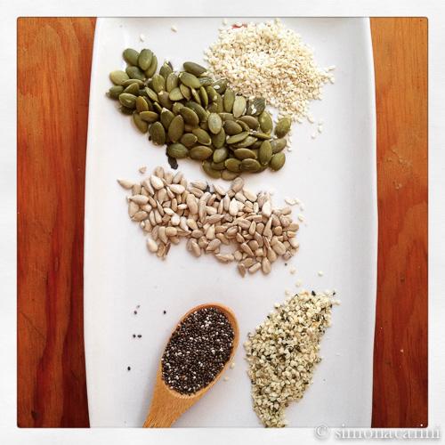 five seeds / IMG_4537