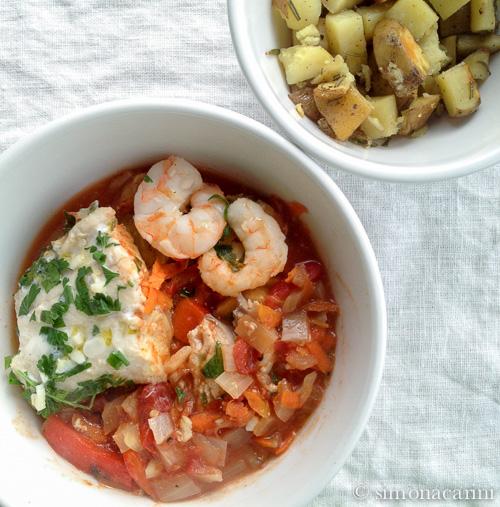 moqueca di pesce / Brazilian fish stew / IMG_2672