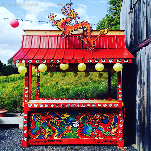 LongHouse dumpling shack / IMG_3902