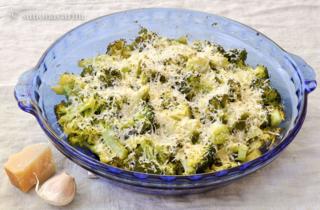 broccoli gratin a la Pellegrini
