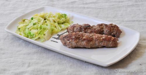 Ćevapi / ćevapčići / Balkan caseless sausages / DSC_7836