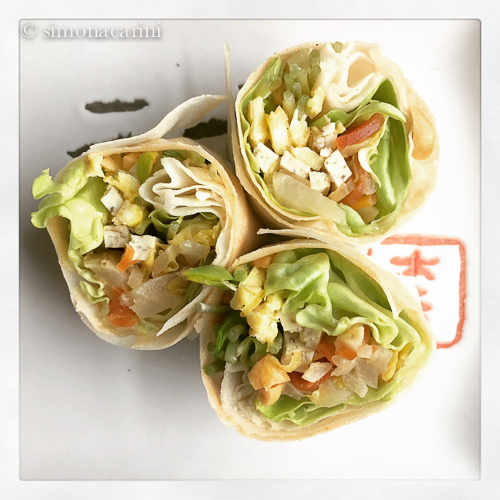 popiah fresh spring rolls with jicama / IMG_1659